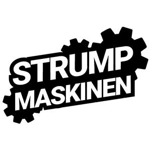 Strumpmaskinen Logotyp